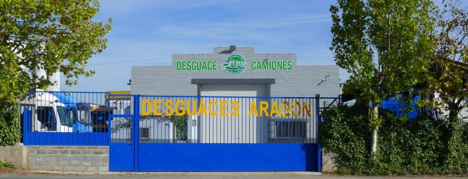 Desguaces Aragon